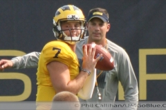 2014 Michigan Practice August 8