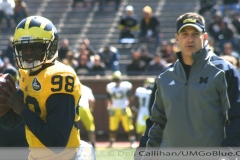 2014 Michigan Spring Game