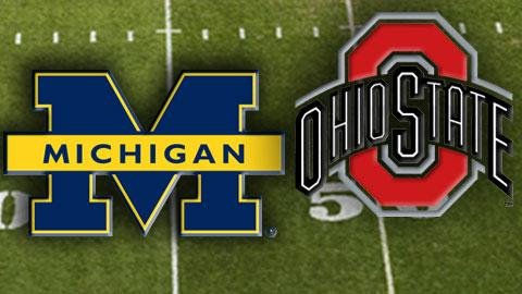 Michigan vs Ohio State Football – Looking Back – 1995  8060d9918