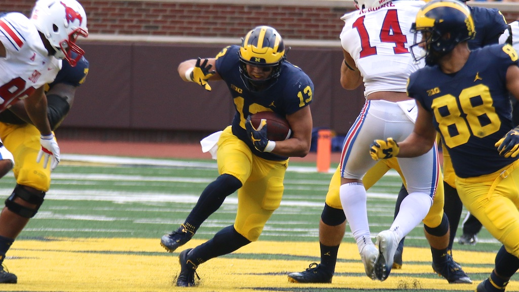 2018 Michigan Football Game Commentary– Michigan Dispatches SMU 45-20