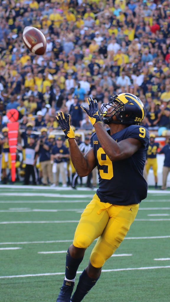 2018 MICHIGAN FOOTBALL By the Numbers Podcast Michigan 45 SMU 20