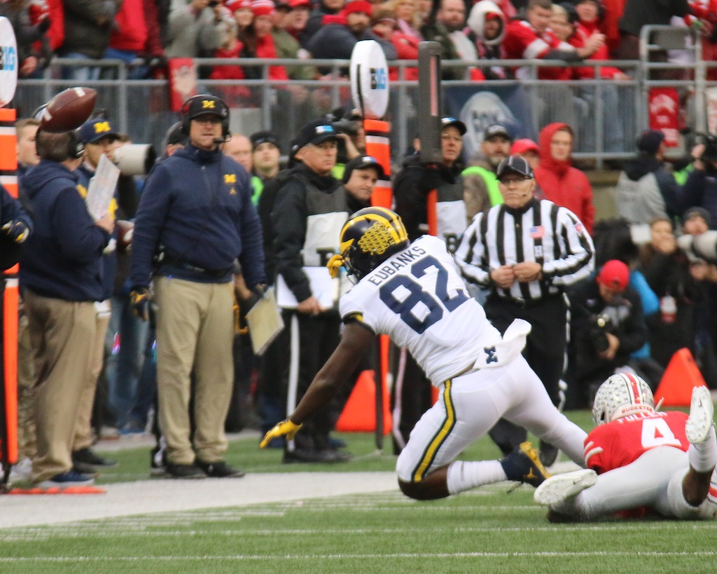 3eb82d7ac86 MICHIGAN FOOTBALL 2018- M s SEASON DREAMS EVAPORATE AS OSU EMBARRASSES  WOLVERINES 62 TO 39