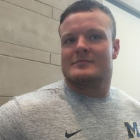 2016 Michigan Football Defensive Tackle Ryan Glasgow Post Practice Podcast