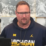 Michigan Football– Tim Drevno– On Which Player has the Eye of the Tiger