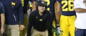 MICHIGAN FOOTBALL 2017: PSU LIONS SMOTHER WOLVERINES-13 TO42