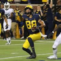 Michigan Football Game Photos– Michigan State 14 Michigan 10