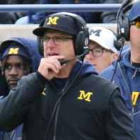 """Game Commentary Podcast– """"The bird has the left the nest!"""" Michigan smacks Rutgers"""