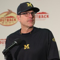 2018 Michigan Football Jim Harbaugh Outback Bowl Podcast, Powered by Wolverine Angst