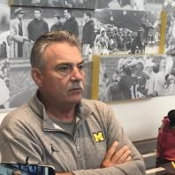 Podcast- Michigan Defensive Coordinator Don Brown Talks Animals, Defense, and QB Shea Patterson