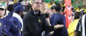 2018 Michigan Football Game Commentary– Michigan Falls to Notre Dame- Computer Blue- Something is wrong with the machinery