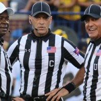Podcast– Jim Harbaugh Talks 45-20 Victory over SMU, Powered by Penalty Flags