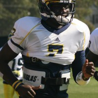 Photos from Michigan Wolverines Football Practice October 4