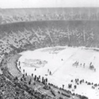 THE GAME- Looking Back 1950 (Snow Bowl)