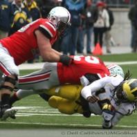 2012 ohio 26 Michigan 21 Game Photos