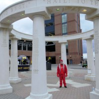 An SEC Fan's Impression of the Big House- Nice People but Wearing Red Might Have Been a Bad Choice